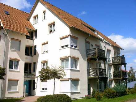 2 Raum Wohnung in Zwickau-Planitz, mit Balkon und Stellplatz