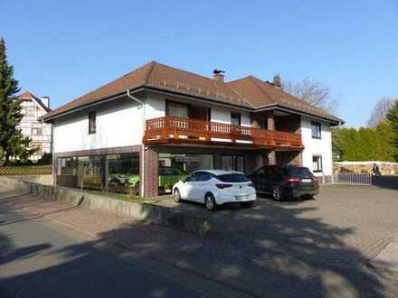 Die besondere Immobilie! Wohnhaus mit Ausstellungsfl., Werkstatt und Büro