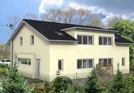 NEUBAU - Moderne Doppelhaushälfte, Bauen ohne Bauträger-Risiko!