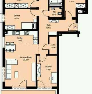 NEUBAU Schöne 5-Zimmer-Wohnung in Bad Mergentheim