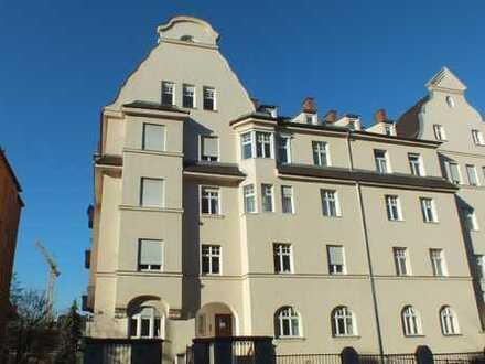 Schöne 2-Zimmer-Hochpatterewohnung mit Garten und Balkon im Herzen von Augsburg