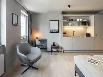 Möbliertes S Apartment in Frankfurt Bahnhofsviertel