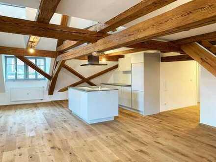 Stilvolle, einzigartige 4 1/2-Zimmer-Galerie-Wohnung