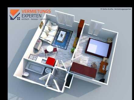 Sommer-Sonne-neues Glück-neue Wohnung: Smarter Grundriss in schöner Wohnanlage!