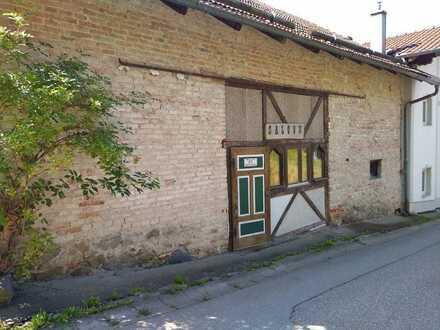 100 m2 Lagerfläche in Winzer b. Hengersberg/A3 - gute Zufahrt!