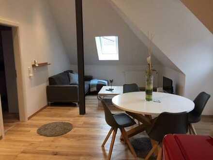 Möbiliertes Appartement im Loft- Style