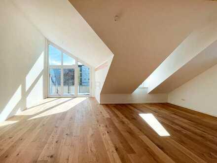 * Neubau-Beeindruckende 3 Zimmer-DG Wohnung für Liebhaber des Besonderen...!*
