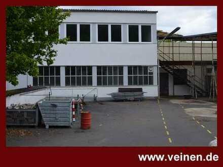 Hallen - Büro - Freifläche /// UKB 9,6m
