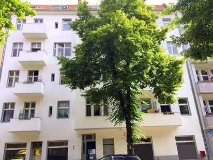 Freiwerdende, helle Altbauwohnung in aufstrebender Wohn- & Kiezlage unweit Weigandufer!