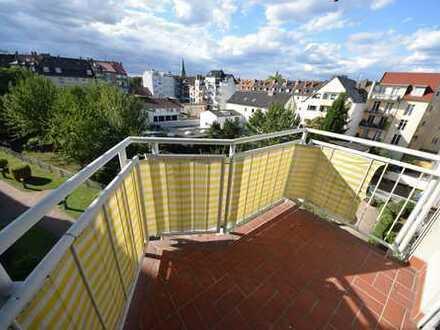 Ludwigshafen Friesenheim/Nord Penthouse 2 ZKB 61 m² Terrasse Balkon 660 EUR + NK