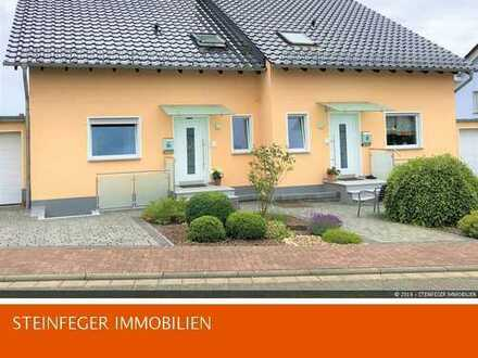 Echzell: Attraktive Doppelhaushälfte zu verkaufen, Haus Nr. 5 | Verkaufsstart ab sofort !