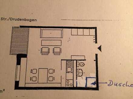 1-Zimmer-Wohnung in Fürstenfeldbruck-Buchenau