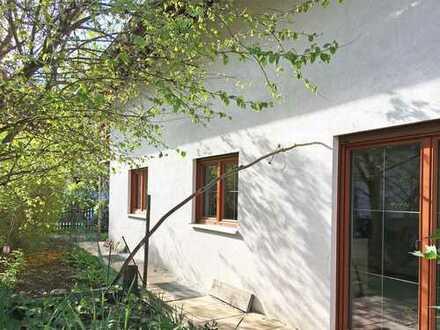 Das moderne Familienhaus - 3 km südlich von Wolfratshausen