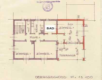 800 €, 78 m², 3 Zimmer
