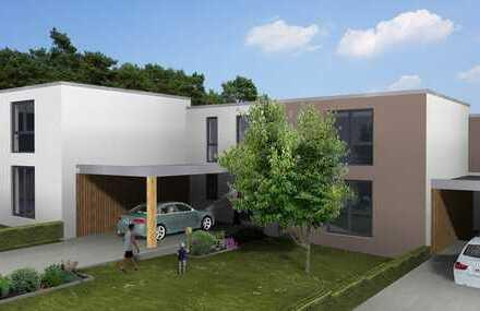 Hochwertige, moderne Kettenhausanlage in Föhren