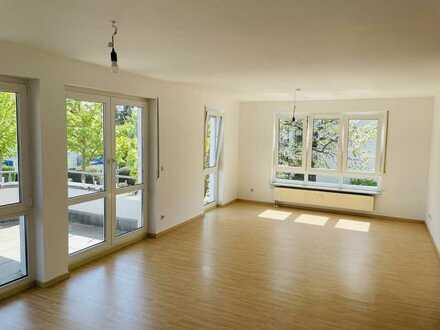 Schöne 4-Zimmer-EG-Wohnung mit Balkon und EBK in Heilbronn-Böckingen, Wasserturm