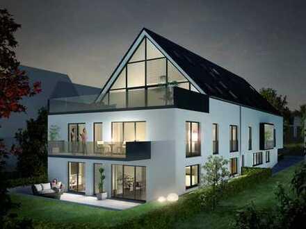 Neubau in Nellingen - barrierefrei - Aufzug - hochwertig - Terrassenwohnung