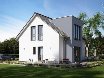 Mit Eigenleistung sparen? Bei Massa geht das! Neubau KFW 55 Haus mit Keller in Flechtorf