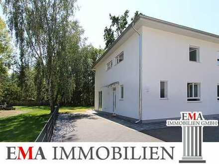 Neubau Erstbezug - Vermietung exklusive Doppelhaushälfte in Seenähe
