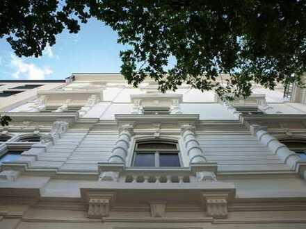 Imposante Beletage in kernsanierter Gründerzeitvilla HOLME