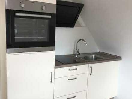 Schöne, frisch sanierte, helle zwei Zimmer Wohnung in Edingen