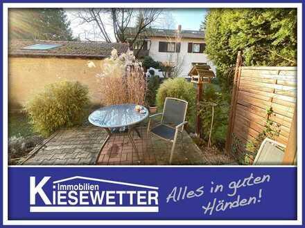 Sehr gut aufgeteilte EG-Wohnung mit Gartenanteil in Bestlage von Worms - Musikerviertel