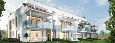 3 Zimmer Wohnung in Bielefeld Theesen mit wunderschöner Terrasse