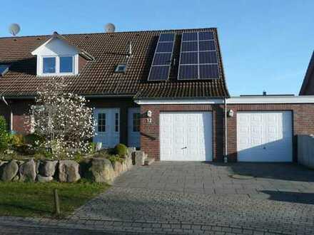 Viele Möglichkeiten unter einem Dach: DHH mit zwei Wohneinheiten in schöner Lage von Dahlenburg