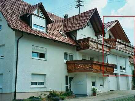 Sonnige 4-Zimmer-Wohnung in Sonnenbühl-Willmandingen