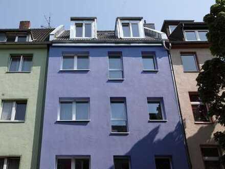 hochwertige Maisonettewohnung mit Balkon