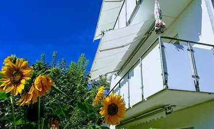 Gepflegte 3-Zimmer-Wohnung mit Balkon in Seeheim