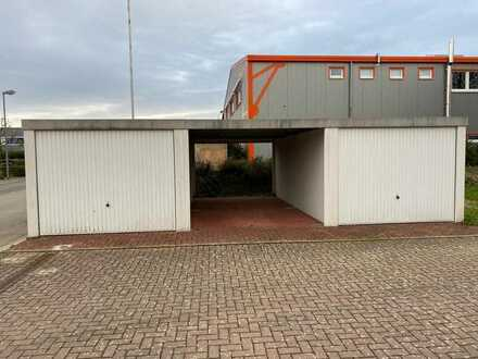 Garage für Oldtimer / Freizeitfahrzeuge