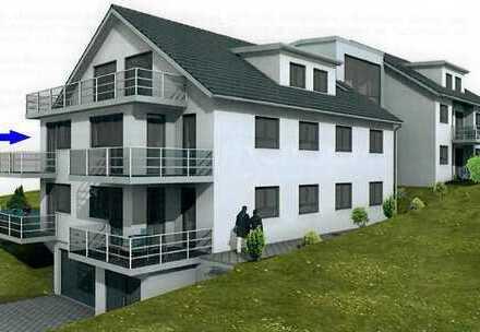 Erstbezug: 3,5-Zimmer-Wohnung mit moderner Einbauküche und Balkon in Unterheinriet