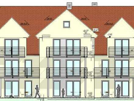 Neuwertige 2,5-Zimmer-Wohnung mit Balkon und EBK in Mertingen