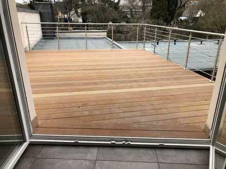 5-Zimmer Loftwohnung mit Balkon zu vermieten!