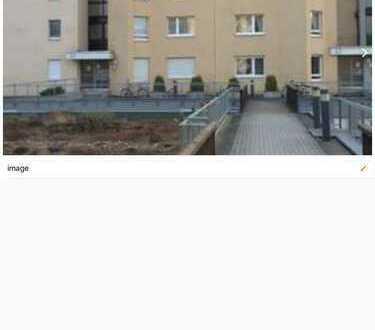 Exklusive, geräumige und modernisierte 2-Zimmer-Wohnung mit Balkon und Einbauküche in Mainz