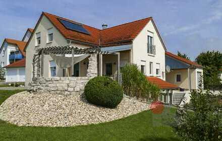 Einfamilienhaus mit Einliegerwohnung im Untergeschoss - Bahnstrecke Solnhofen-Ingolstadt Audi