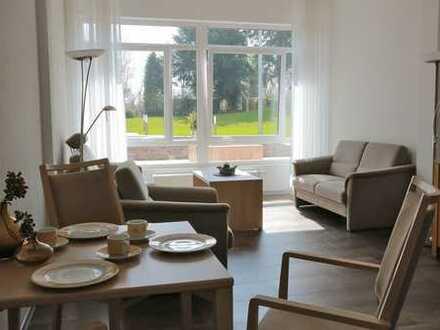 Seniorenwohnen mit Service - Stilvolle, vollständig renovierte 2,5-Zimmer in Mönchengladbach