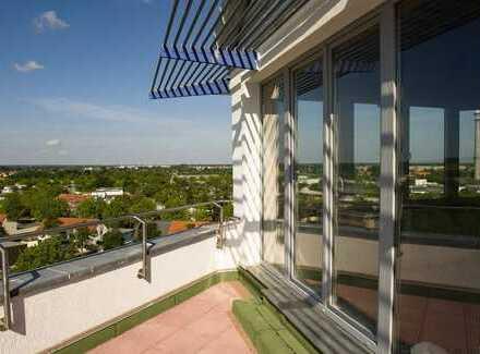 Wohnen und Arbeiten über den Dächern Dessaus? Möglich in der K11