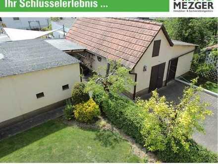 ++ 2 Doppelhaushälften mit Garten, Garagen und einem Wohnrecht ++