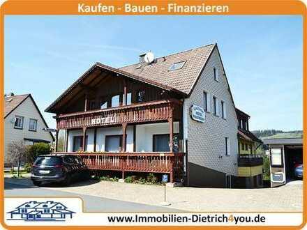 Mehrfamilienhaus mit starkem Nutzungspotential!
