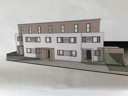 Erstbezug: exklusive Penthousewohnung mit Einbauküche und Terrasse in Neuburg/Donau