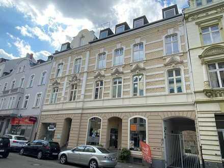 D-Oberkassel - Ladenlokal mit KFZ Stellpl.im Jugendstilhaus !