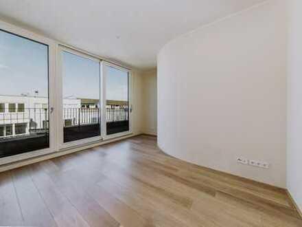 Sofortbezug, Hochwertiges Penthouse, Klima, TG, Sauna und mit Lift, Fußbodenheizung
