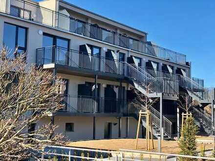 ERSTBEZUG NACH SANIERUNG: Modern & energetisch saniert (KfW 100). 2-Zimmer-WEs mit Balkon / Terrasse