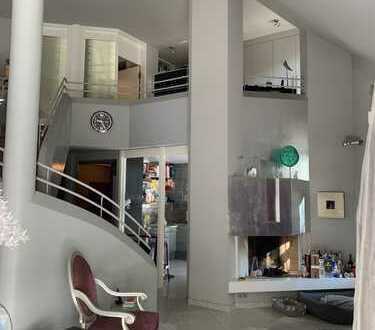Wohnen in der Nähe des Isarhochufers! Exklusives Haus im Haus in moderner Wohnanlage mit Garten