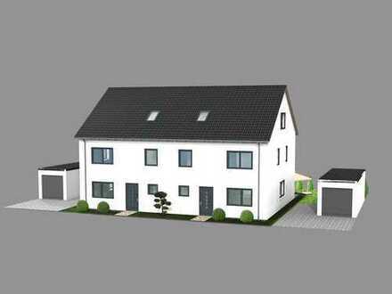 Erstbezug – Moderne Doppelhaushälfte