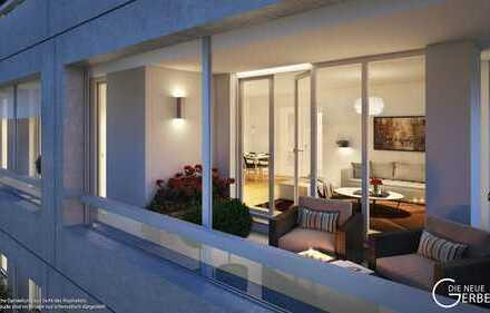 Erstbezug: schöne 2-Zimmer-Wohnung mit Balkon in unmittelbarer S-Bahnnähe in Allach, München