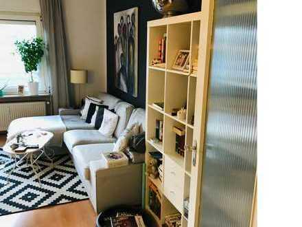 Gepflegte 3-Zimmer-Wohnung mit 2 Balkonen in Mannheim