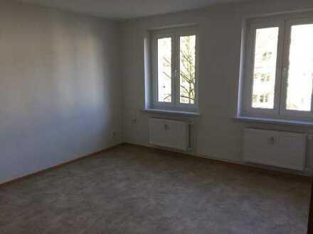 2-Raum-Wohnung in der Straße des Friedens